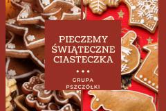Pieczemy świąteczne ciasteczka