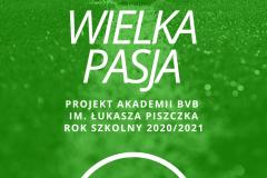 """Projekt """"Wielka pasja"""" Akademii BVB im. Łukasza Piszczka"""